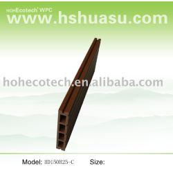 バルコニーのデッキボード--WPC材料
