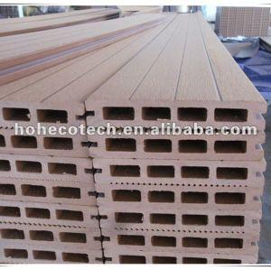 Eco - esterno composito decking di wpc, pavimento di wpc