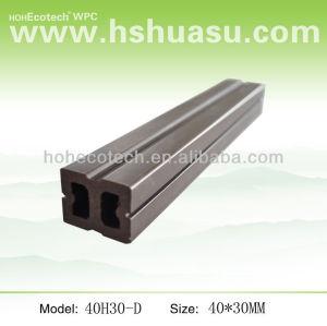 bois plastique composite solive