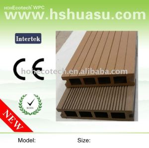 eco friendly WPC Decking, CE. ASTM,ROHS,ISO9001,ISO14001
