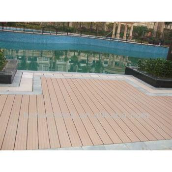 building materials wpc tile flooring