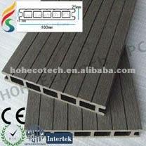 Synthetic Teak Decking Composite marine deck dark color