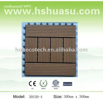 wpc swimming pool deck tiles