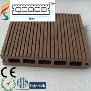 145x22mm hot sell composite decking