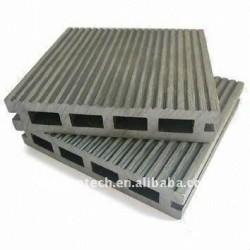 プラスチック床張りの/floorの合成の木製の材木WPCのDeckingの/flooringのwpcのプラスチックフロアーリング