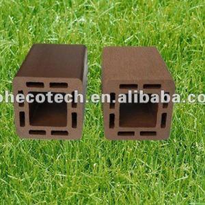 Impermeável e uv - resistente pós wpc modelo: 65h65