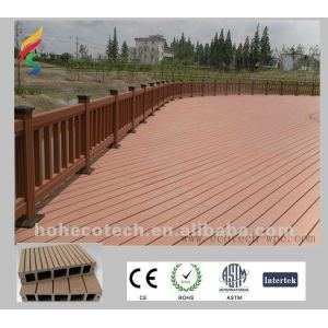 Synthtic Decking,Wpc Wood Plastic Composite