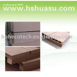 屋外の床か環境に優しい木製のプラスチック合成のdecking
