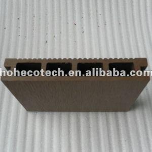 NOUVEAUX decking de la bienvenue 140x25mm WPC/bois de construction composés en bois de plancher