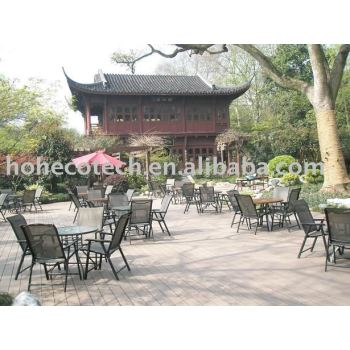 WPC Outside Decking/Flooring(CE,RoHS,ISO9001,ISO14001 approved)