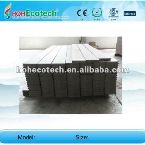 Composite wpc flooring deck/wood plastic flooring(CE ROHS)