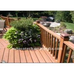 屋外の家具のフロアーリングの装飾WPCの木製のプラスチック合成のdeckingかフロアーリングの合成物木