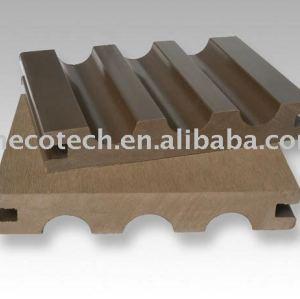Decking de plancher de WPC (ISO9001, ISO14001, ROHS, CE)