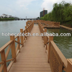 HOH ECOTECH wpc decking /FLOORING PROJECT show Composite Decking