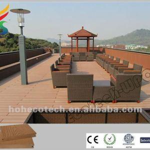 ecológico 146x21mm sólido compuesto de madera