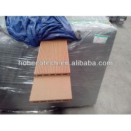 HOH ECOTECH WPC outdoor decking Pest-resistant outdoor waterproof wood plastic composite decking/composite flooring