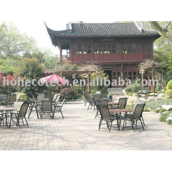 Wood Plastic Composites(WPC) Outdoor Decking/Flooring(CE,RoHS approved)
