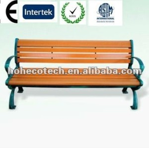 wood plastic composite leisure chair/outdoor/garden CE ROSH ASTM