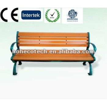wood plastic composite leisure chair/outdoor/garden CE ROSH ASTM
