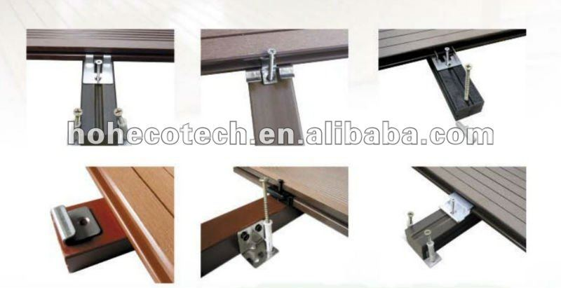 100% recycled wpc high quality Railing handrails(wpc