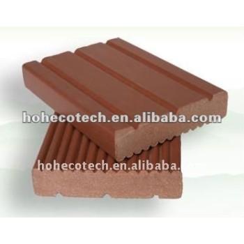 Outdoor waterproof wooden like material wpc