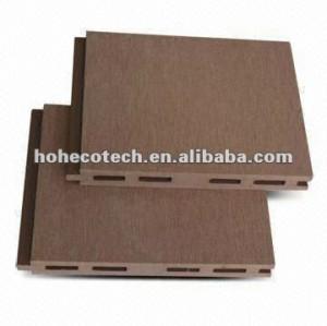 wood plastic composite outdoor flooring panel