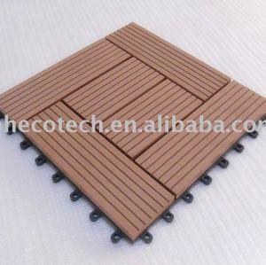 Popular wpc DIY tiles Model:HS30S30-1