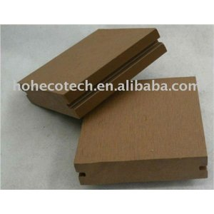 Wpc/wood plastic composite floor decking