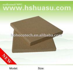 人気の木材プラスチック複合材屋外