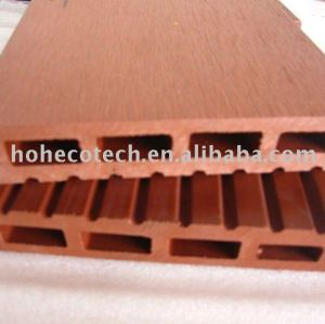 Matériaux composés de vente chauds du Decking WPC
