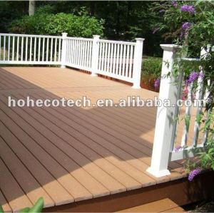 Eco-friendly WPC Outdoor Flooring/composite decking/WPC decking