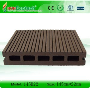 new material wood plastic composite board