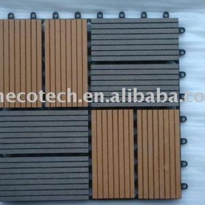 wpc eco patio floor tiles