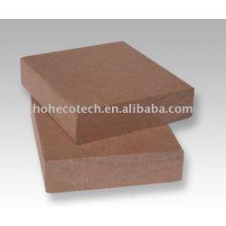 紙やすりで磨く表面のビニールの木のフロアーリング90x25mm