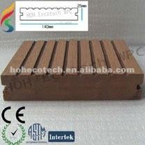Villa/meubles hôtel d'hôtel ! Decking de decking de WPC/plancher composé en plastique en bois/decking/plancher-anti-mycète composés