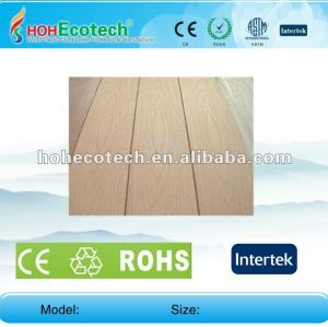 Solid and easy installation outdoor decking