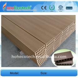 WPCの木製のプラスチック合成のdeckingまたはフロアーリング149*34mm (セリウム、ROHS、ASTM、ISO 9001、ISO 14001、Intertek)のwpcのdeckingの合成物