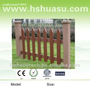 HOT SELLING WPC Garden Fence