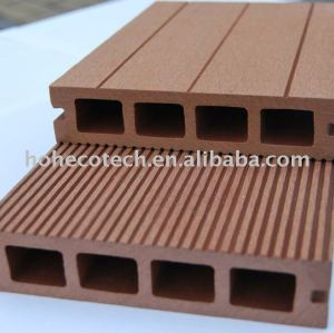beST seller !! WPC DECKING board high tensile strength Wood-Plastic Composites flooring decking board