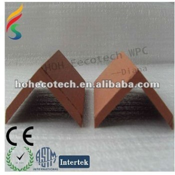 WPC decking accessories,plastic end cover