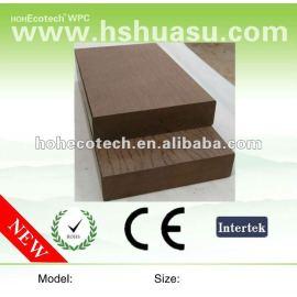 Terrace plastic-wood composite WPC Decking Board