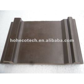 100% recycled wpc high quality wall panel (wpc decking/wpc wall panel/wpc leisure products)