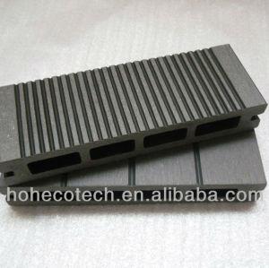 FSC wood plastic composite deckings