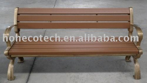 Matériaux de WPC pour les salons extérieurs
