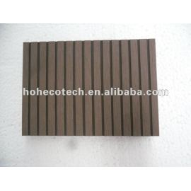 100% recycled wpc high quality flooring board (wpc decking/wpc wall panel/wpc leisure products)
