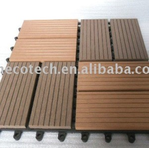 tuile des carrelages DIY WPC/decking