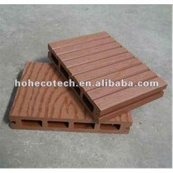 ベストセラー140x25mmの空のwpcの合成のdecking /flooring (セリウム、ROHS、ASTM、ISO9001、ISO14001、Intertek)