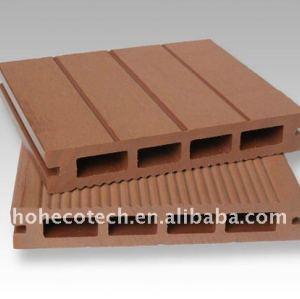 Environmental friendy WPC outdoor flooring