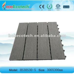 ( ce, rohs, astm, iso9001, iso14001, intertek ) wpc levigatura& goffratura superficie pavimenti per esterni piastrelle/piastrellediceramica fai da te