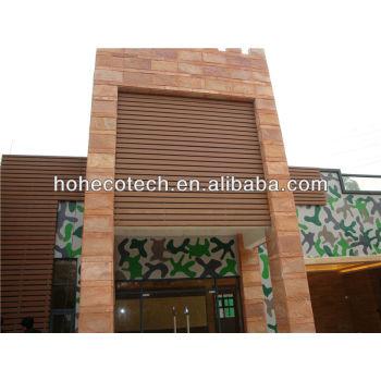 Vinyl siding exterior wall cladding